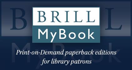 Brill MyBook