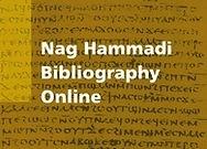 Nag Hammadi Bibliography Online