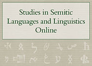 Studies in Semitic Languages and Linguistics Online