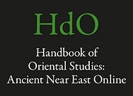 Handbook of Oriental Studies: Ancient Near East Online