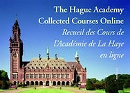 The Hague Academy Collected Courses Online