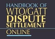 Handbook of WTO/GATT Dispute Settlement Online