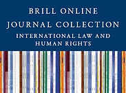 International Law and Human Rights Online Journal Collection