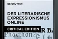 German Literary Expressionism Online / Der literarische Expressionismus Online
