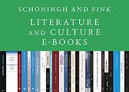Schöningh and Fink Literature and Culture E-Books Online