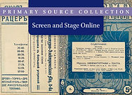 Screen and Stage Online