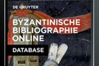 Byzantine Bibliography Online / Byzantinische Bibliographie