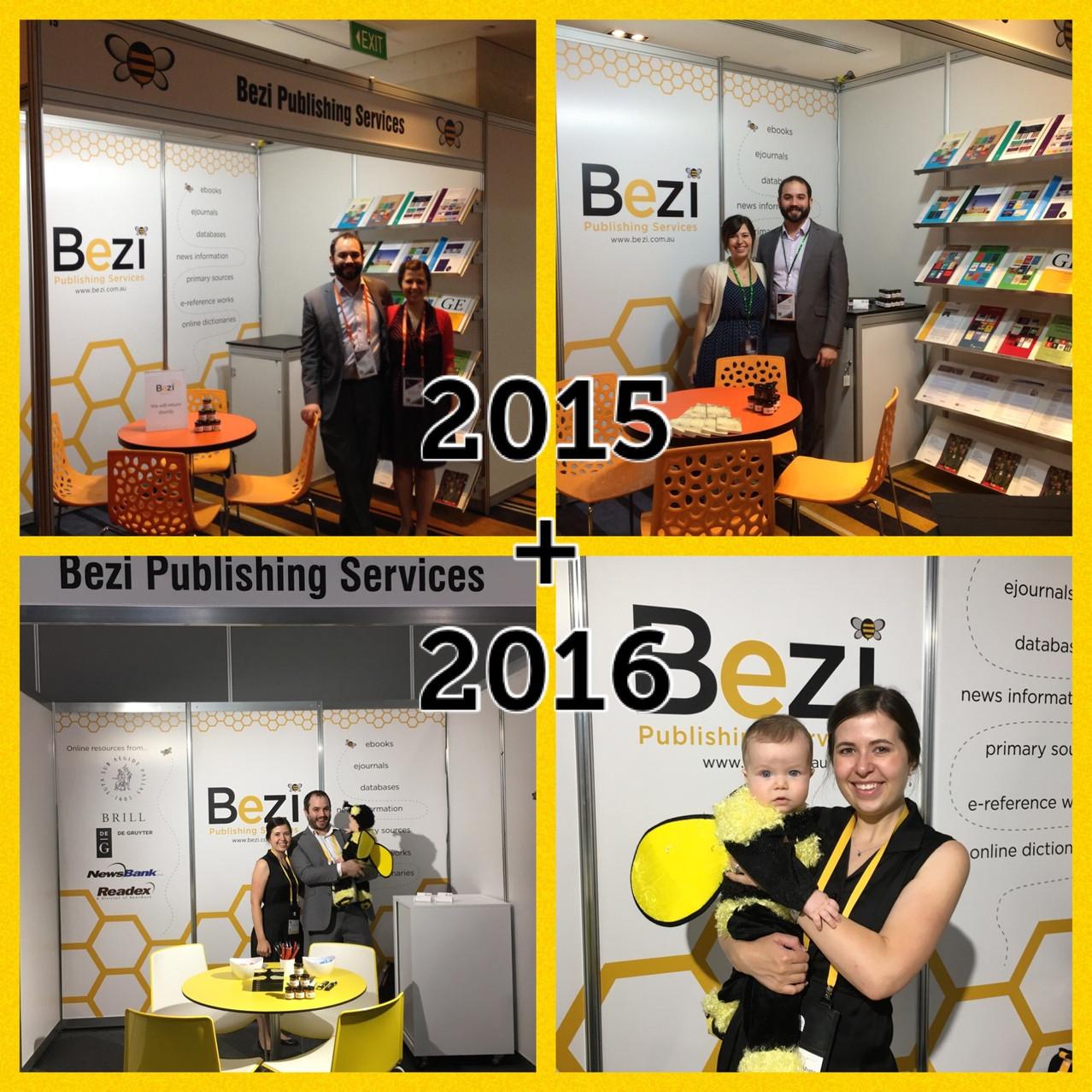 Scenes from ALIA Online 2015 + VALA 2016