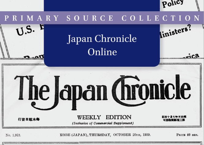 The Japan Chronicle Online