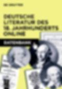 18th Century German Literature Online