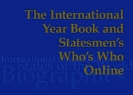 International Year Book and Statesmen's Who's Who Online