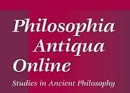 Philosophia Antiqua Online