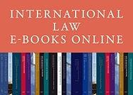 International Law E-Books Online
