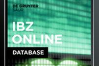 IBZ Online