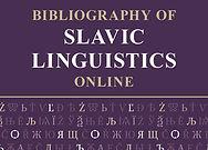 Bibliography of Slavic Linguistics Online