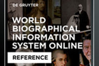 World Biographical Index Online