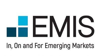 Image shows EMIS logo
