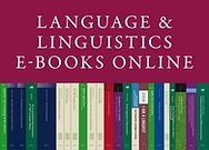 Language and Linguistics E-Books Online