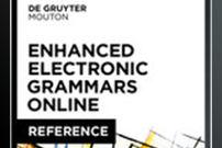 Enhanced Electronic Grammars