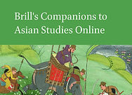 Brill's Companions to Asian Studies Online