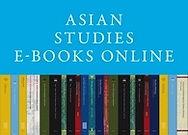 Asian Studies E-Books Online