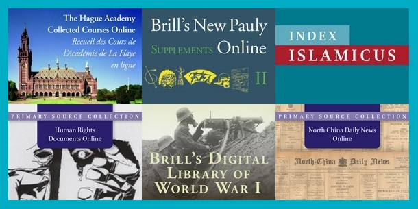 Online Resources from Brill