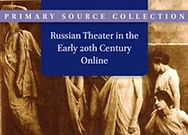 Russian Theater in the Early 20th Century Online