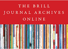 Brill's eJournal Archives