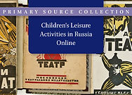 Children's Leisure Activities in Russia Online