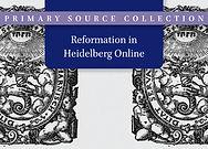 Reformation in Heidelberg Online