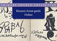 Russian Avant-Garde Online
