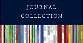 2016 Pricing for Brill Online Journal Collections Released