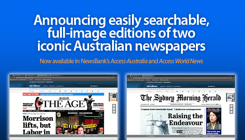 Announcing full-image eidtions of The SMH + The Age