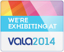 VALA2014 – Come see us at Stand 45!