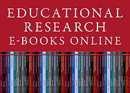 Educational Research E-Books Online