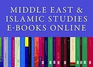 Middle East and Islamic Studies E-Books Online