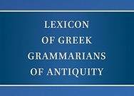 Lexicon Greek Grammarians of Antiquity