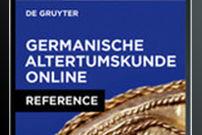 Old Germanic History Online / Germanische Altertumskunde Online