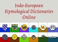 Indo-European Etymological Dictionaries Online