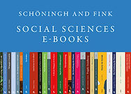 Schöningh and Fink Social Sciences E-Books Online