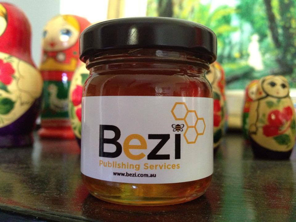 Honey jars from Bezi