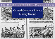 Conrad Gessner's Private Library Online