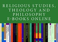 Religious Studies, Theology and Philosophy E-Books Online