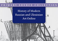 History of Modern Russian and Ukrainian Art Online