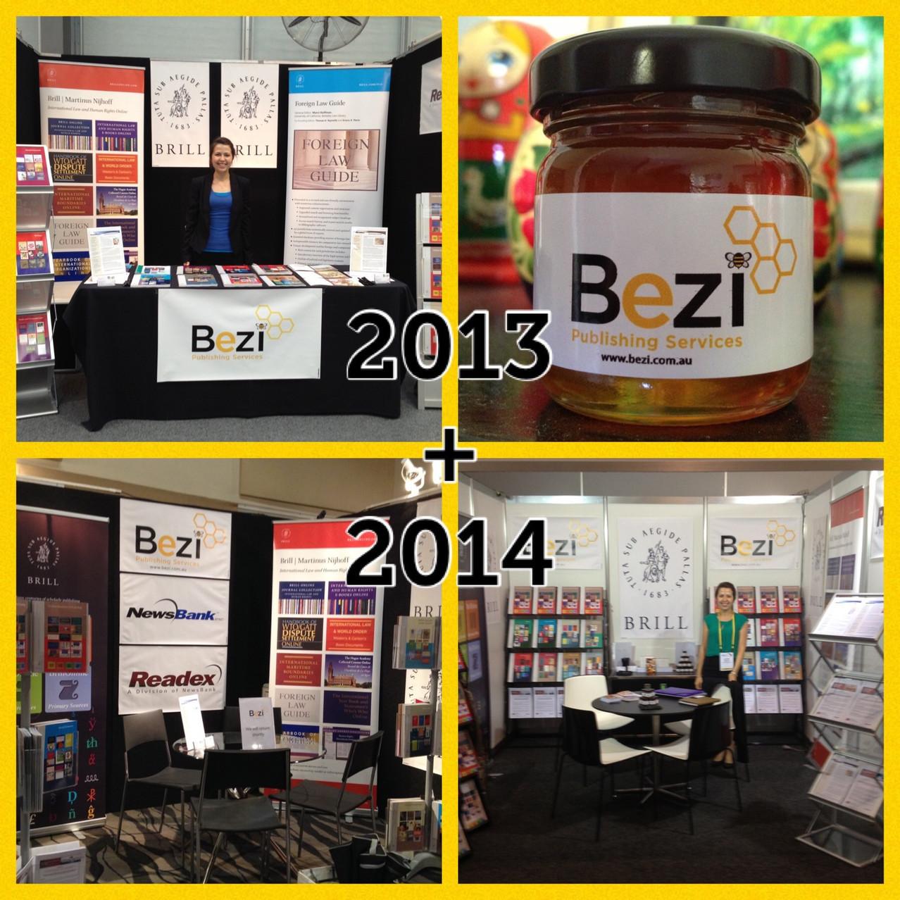 Scenes from LIANZA 2013, VALA 2014 + LIANZA 2014