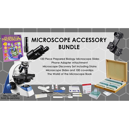 Microscope Accessory Bundle