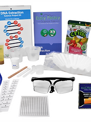 DNA Extraction - Science Project Kit