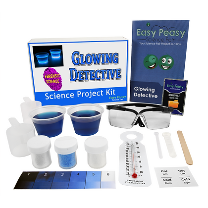 Glowing Detective - Science Project Kit