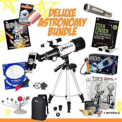 Deluxe Astronomy Bundle