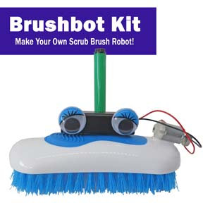 Brushbot Circuits